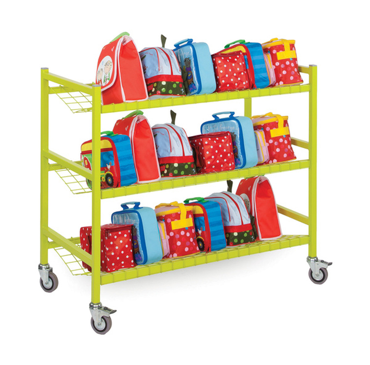 EF8110-M Monarch Lunchbox Trolley Large