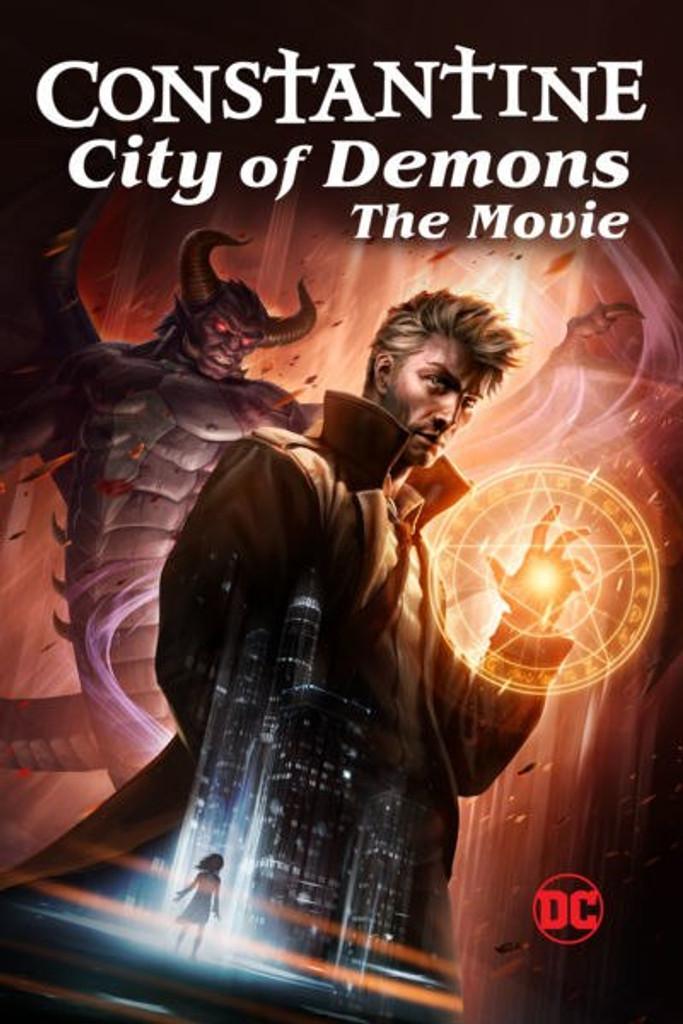 Constantine City Of Demons The Movie