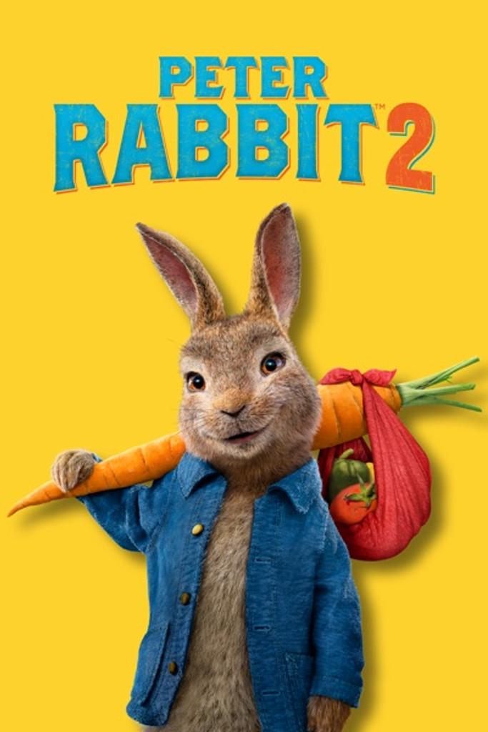 Peter Rabbit 2: The Runaway [Movies Anywhere HD, Vudu HD or iTunes HD via Movies Anywhere]