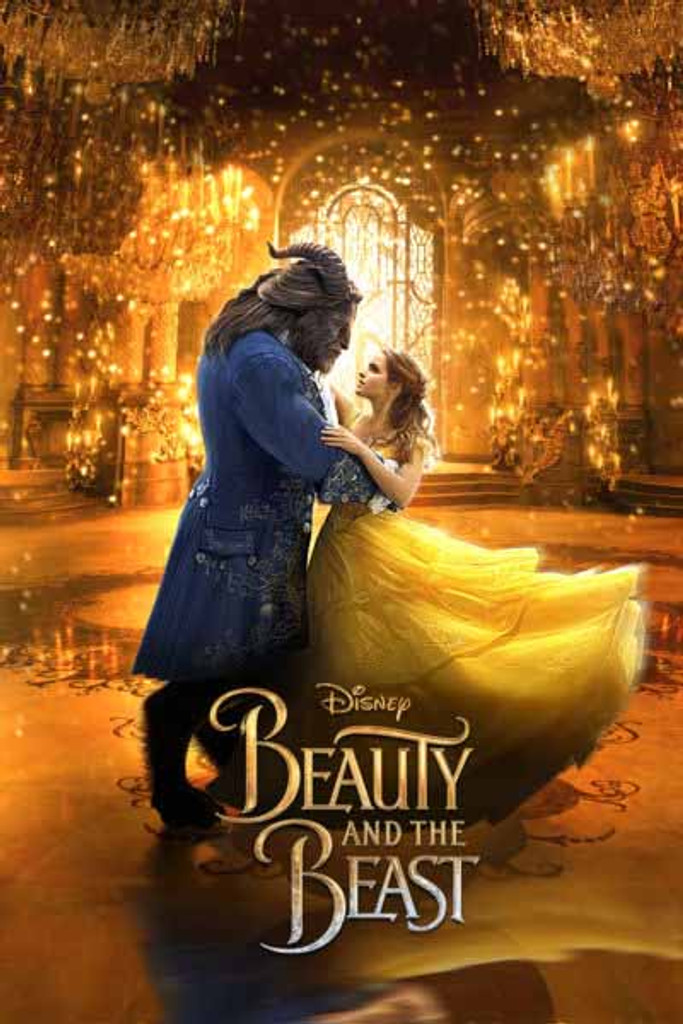 Beauty And The Beast LIVE ACTION (2017)