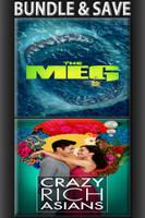 The Meg + Crazy Rich Asians Bundle [Movies Anywhere HD, Vudu HD or iTunes HD via Movies Anywhere]