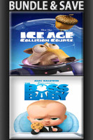Ice Age Collision Course + Boss Baby