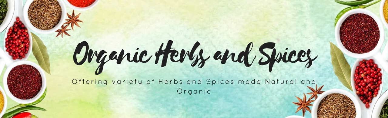 Organic Herb and Spice