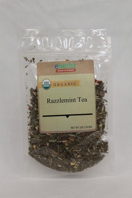 Razzlemint Organic Tea 1oz