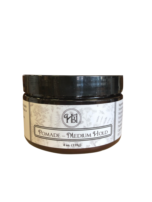 Healthy Hair Medium Hold - Pomade HBI