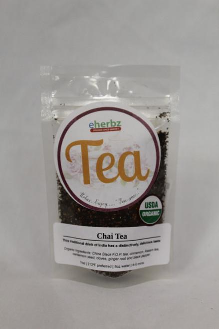 CHAI TEA O 1oz 28.4g SW