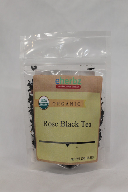 china rose black tea