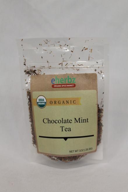Choc/Mint Tea O 1oz DB
