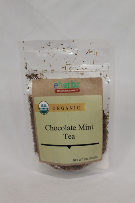 Chocolate Mint Tea