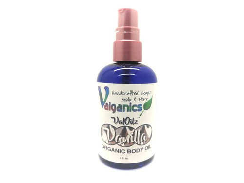 Body Oil Vanilla VAL