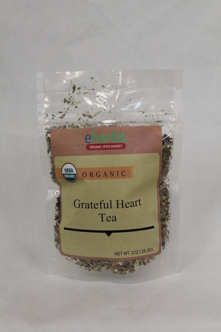 Grateful Heart Org Tea 1oz MR