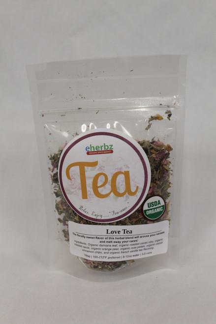 Organic Love Tea