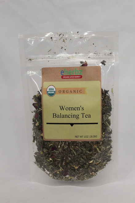 Women's  Balancing Org Tea 1oz MR