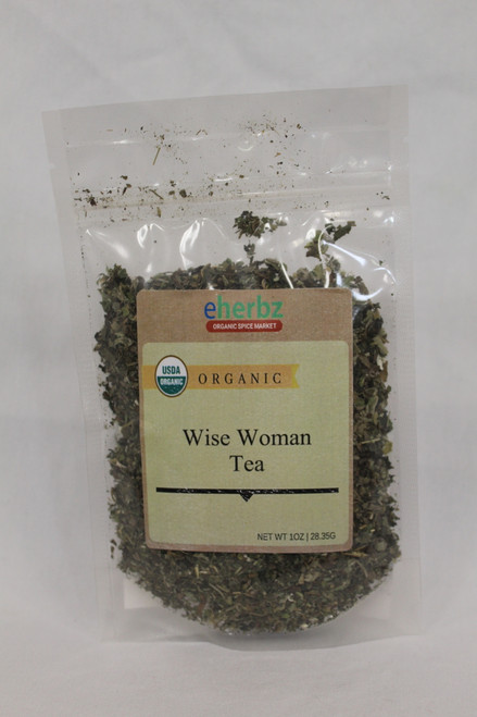 Wise Woman Org Tea 1oz MR