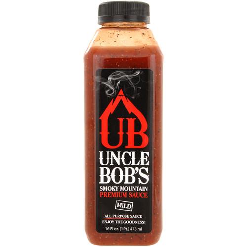 Uncle Bob's Mild 16fl oz UB