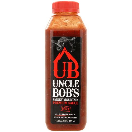 Uncle Bob's Hot 16fl oz UB