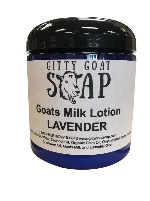 Lavender Lotion 8oz GGS
