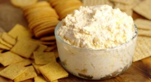 Pam's Pantry-Cheesy Garlic