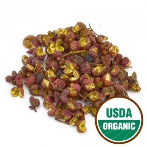 Organic Sichuan Pepper