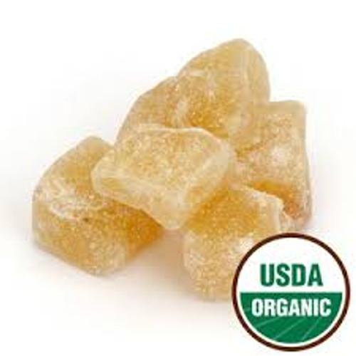 Crystallized Ginger Chunks 1oz