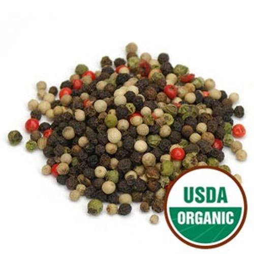 Organic Pepper Rainbow