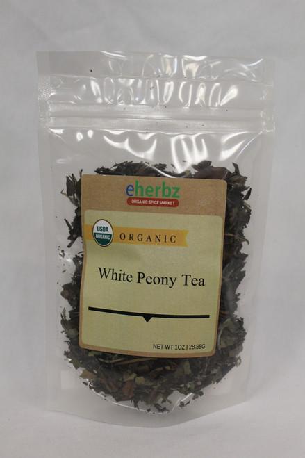 White Peony Tea O 1oz FR