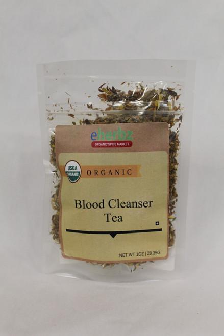 BLOOD CLEANSER TEA O-1OZ SW