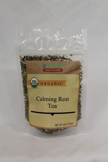 Calming Rest Tea 1oz SW