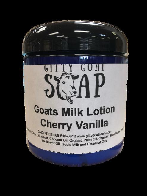 Cherry Vanilla Lotion 8oz GGS
