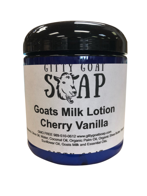 Cherry Vanilla Lotion