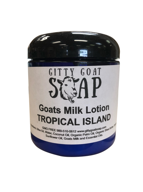 Tropical Island Lotion 8oz GGS