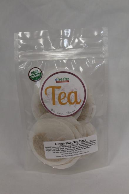Ginger Root Tea Bags 20ct. SW