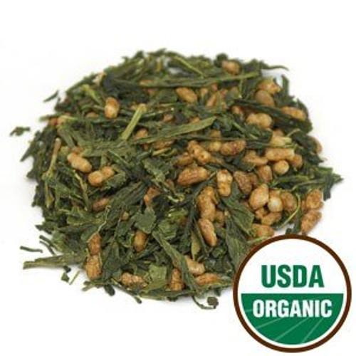 Genmaicha Organic tea 1oz