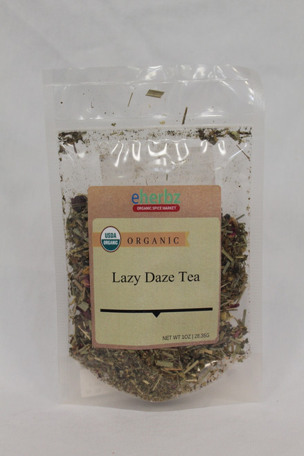 lazy daze tea