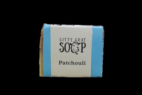 Orange Patchouli Soap GGS