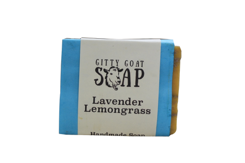 Lavender Lemongrass Soap GGS