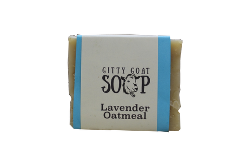 Lavender Oatmeal Soap GGS