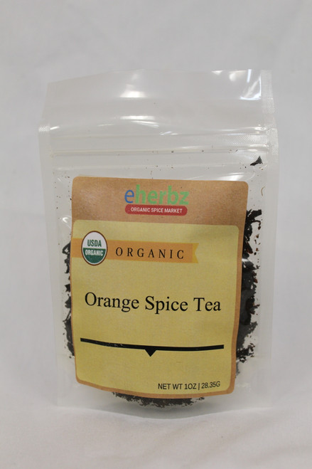 Orange Spice Organic Tea 1oz