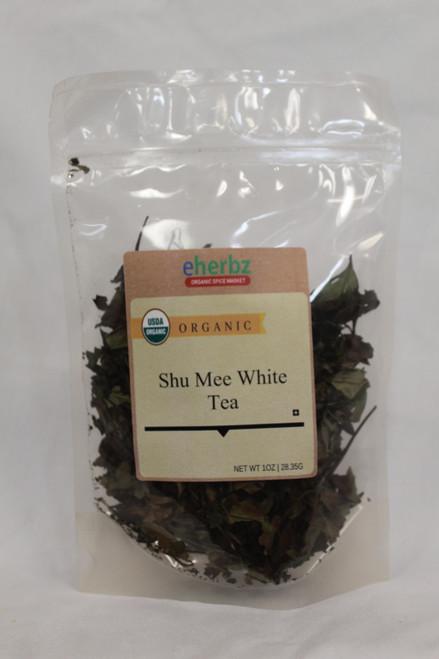 Shu Mee White Tea