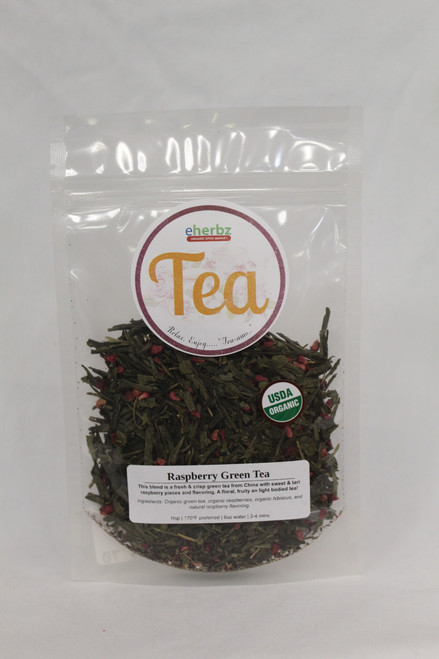 Raspberry green tea 1oz FR