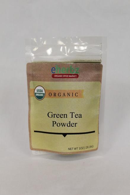 Green Tea Powder 1oz SW