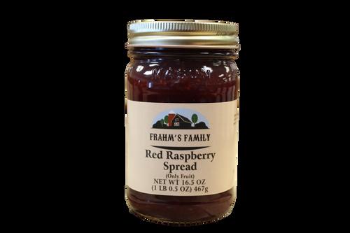 Red Raspberry Spread 16.5 oz FF