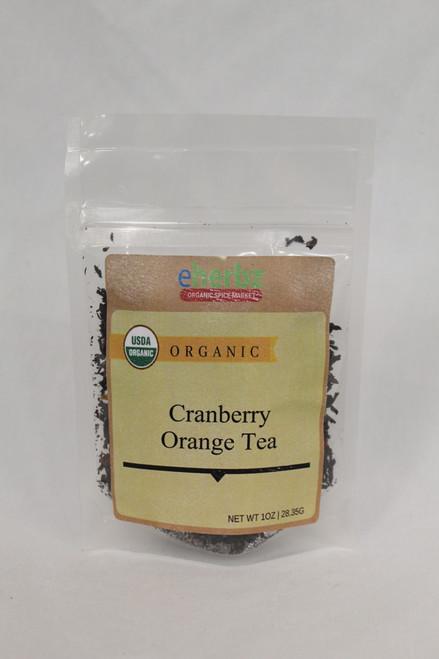 Cranberry Orange Tea