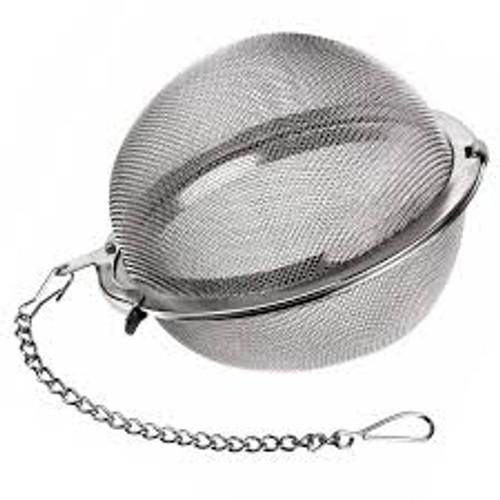 Mini Tea ball 3in Stainless AE