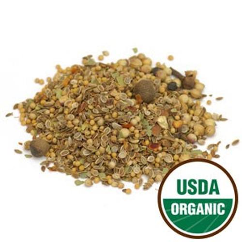 Organic Pickling Spice Salt Free
