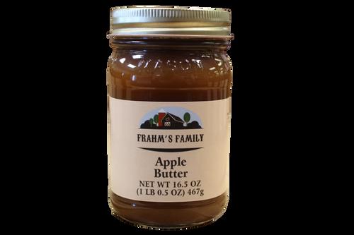 Apple Butter FF 16.5oz FF