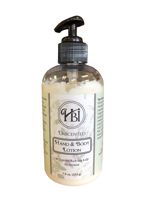 Unscented Hand&Body Lotion 7.5 Oz HBI