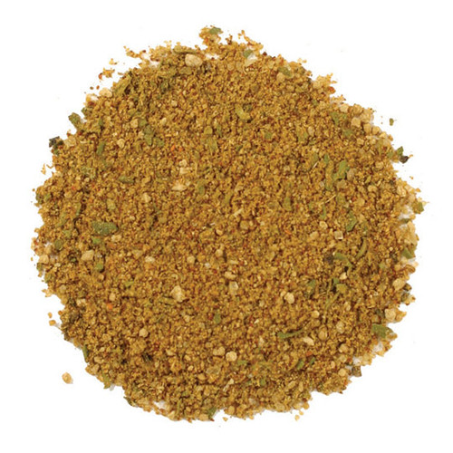 Organic Poultry Grilling Rub