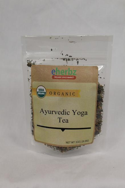 Ayurvedic Yoga Tea 1oz DB