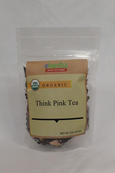 Think Pink Tea Blend 1oz DB